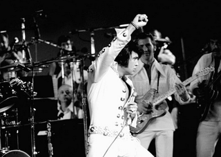 Thousands celebrate Elvis Week, 60 years of rock
