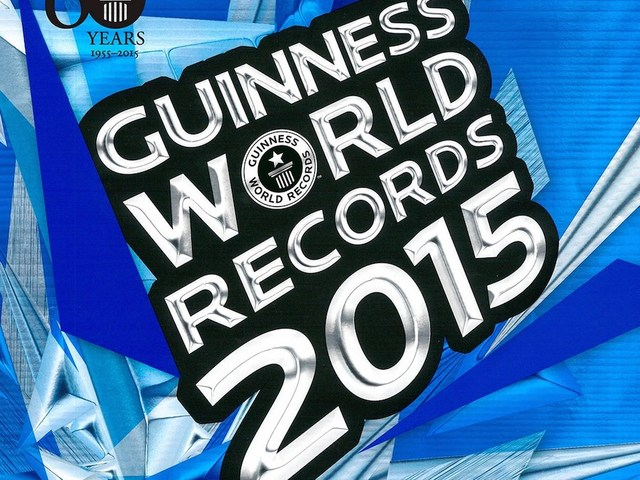 some records untouched 60 years after first guinness world records