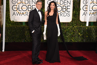 PHOTOS: On the red carpet at 2015 Golden Globes