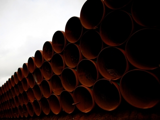 Pipeline concerns on St. Clair River