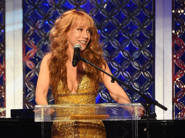 CNN dumps Kathy Griffin after decapitated Trump video