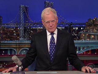 David Letterman returning to TV on Netflix show