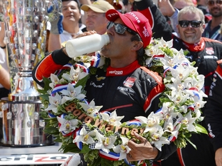 Montoya given pole for second Grand Prix race