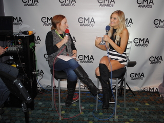 Kelsea Ballerini on her intense year (VIDEO)