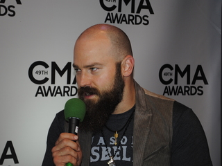 Zac Brown on his band's 'biggest accolade' yet