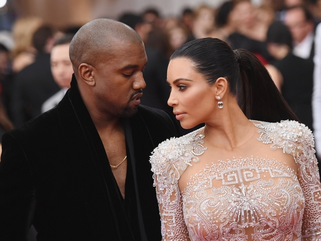 Kanye West and Kim Kardashian's Third Child Due in January