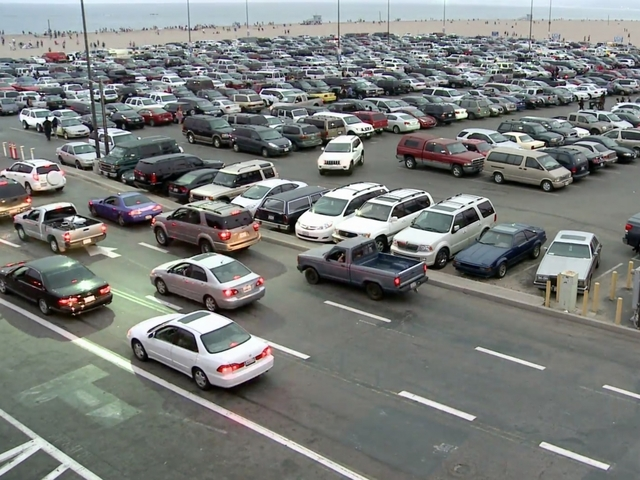 Drivers Spend Billions Overpaying, Looking for Parking Spaces