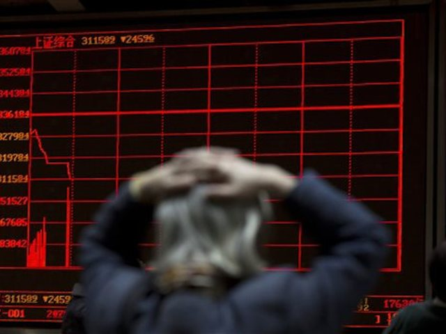USA stocks slide as China trading halted after plunge