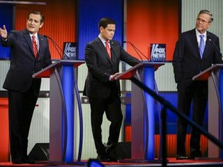 LIVE AT 8: The New Hampshire Republican Debate