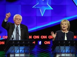 Clinton and Sanders to debate in Flint in March