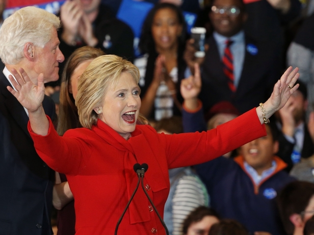 LIVE AT 1:30: Hillary Clinton to speak in Flint