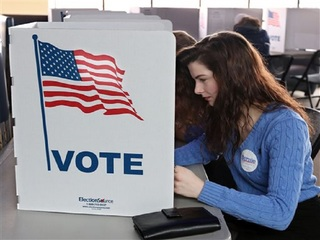 Deadline to register to vote is Tuesday