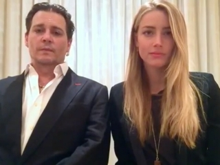 Johnny Depp ordered to stay away from wife