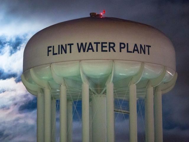 Flint water has fallen below federal lead limit