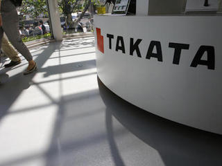 Takata pleads guilty to fraud in air bag case