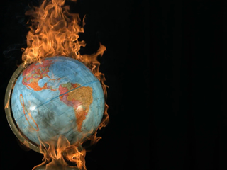 We just experienced the hottest year on record