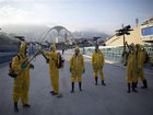 World Health Organization: Olympics are safe