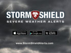 Get severe weather alerts from Storm Shield