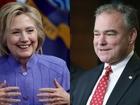 Clinton picks Kaine as running mate