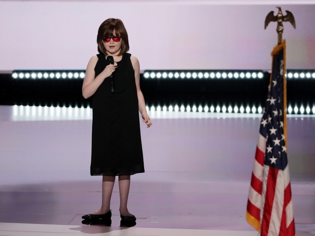 Marlana VanHoose to sing during prime time at GOP convention