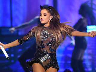 Ariana Grande to hold benefit concert in England