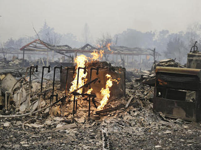 Cause fixed for deadly, destructive wildfire