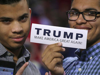Why some young conservatives back Trump