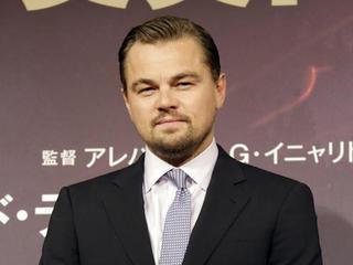 DiCaprio, girlfriend unharmed in minor crash