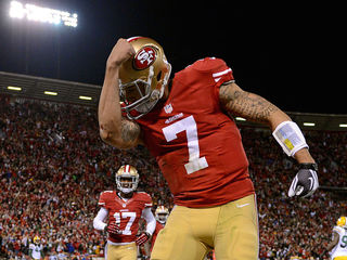 Police union: Kaepernick's act disappointing