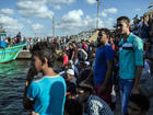More than 100 bodies retrieved in Egypt tragedy