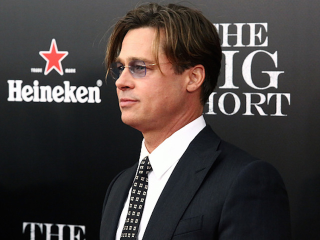 Federal Bureau of Investigation consider whether to investigate Brad Pitt over plane incident