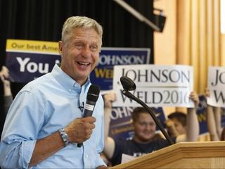 Detroit News endorses Gary Johnson for president