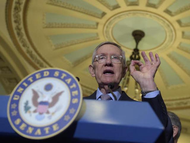 Senate blocks stopgap spending bill