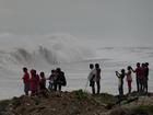 Deadly Hurricane Matthew pounds Haiti
