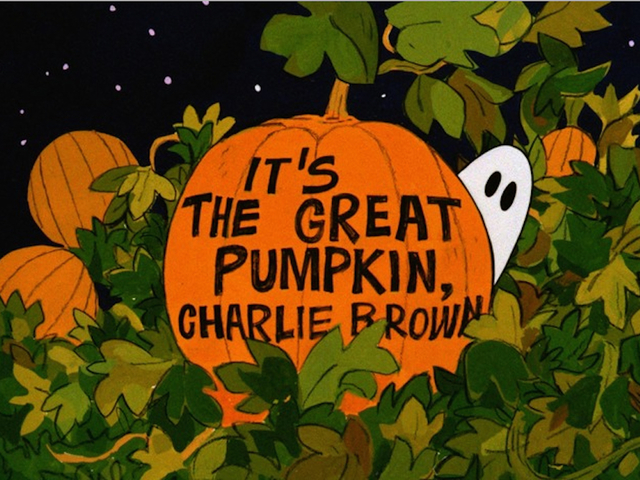 Corn maze celebrates 'It's the Great Pumpkin Charlie Brown' 50th anniversary