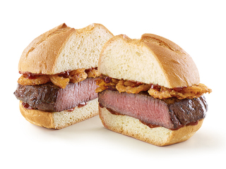 Where to find Arby's venison sandwiches in Mich.