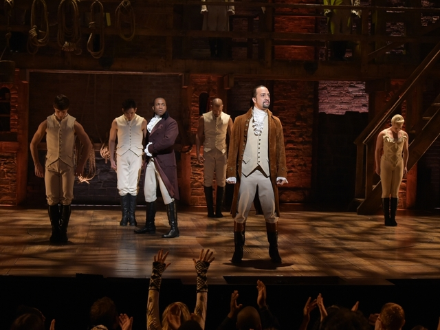 'Hamilton' breaks box office record after Mike Pence controversy