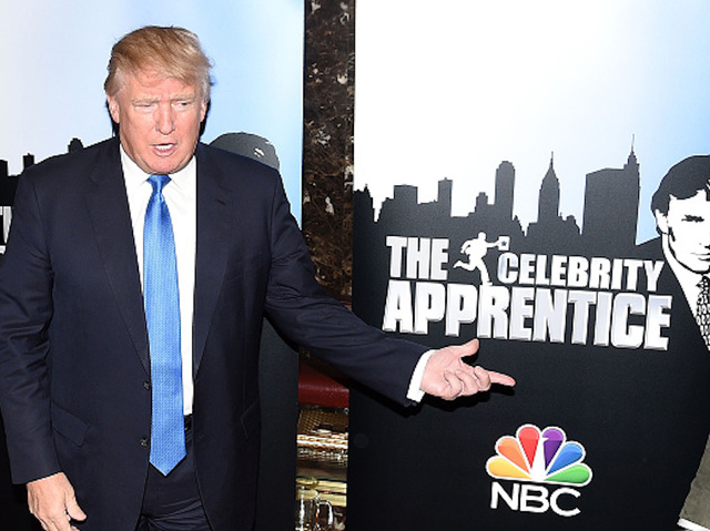 Donald Trump will remain executive producer of