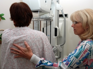 New technology makes mammograms more comfortable