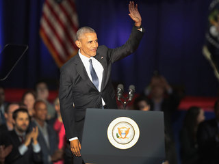 Obama to deliver first post-presidency remarks