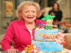 Betty White celebrates 95th birthday