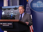 White House press secretary to hold briefing