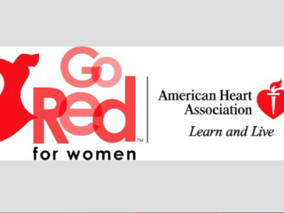 Go Red for Women calling attention to health