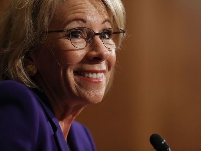 Betsy DeVos to speak at Mackinac Republican Leadership Conference