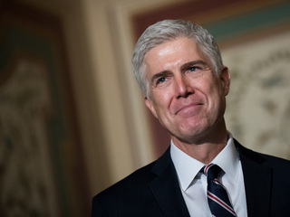 Supreme Court nominee faces grilling