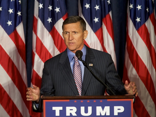 Docs: Pentagon warned Flynn on foreign payments