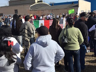 Business owners stand by move to fire protesters
