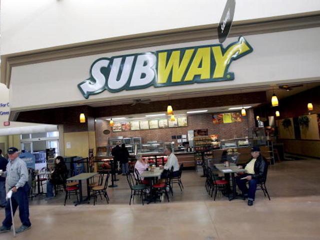 Subway says it shut hundreds of US restaurants last year