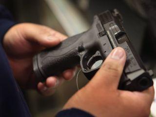 Dozens of police-issued guns lost, stolen
