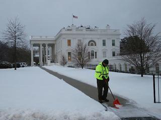 PHOTOS: East coast landmarks covered in snow